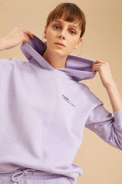 DEFACTO- платья, свитеры, кардиганы Кофты, джинсы и пр — Женские толстовки и свитшоты