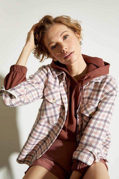 DEFACTO- платья, свитеры, кардиганы Кофты,  джинсы и пр   — Женские рубашки — Рубашки