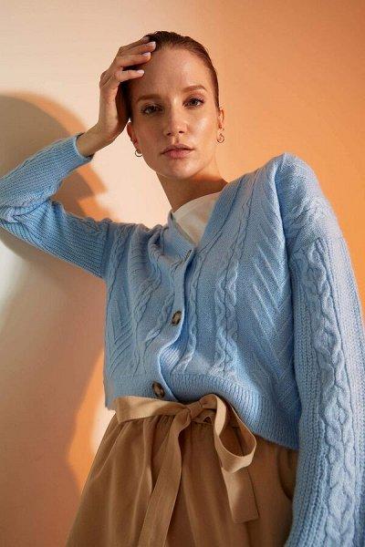 DEFACTO- платья, свитеры, кардиганы Кофты,  джинсы и пр      — Женские кофты и кардиганы — Кофты и кардиганы