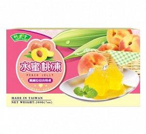 "Желе ""Персик"" 200 гр /Тайвань/"