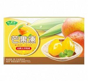 """Желе """"Манго"""" 200 гр /Тайвань/"""