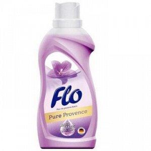 Кондиционер д/белья Flo PURE 1000 мл Provence фиолетовый
