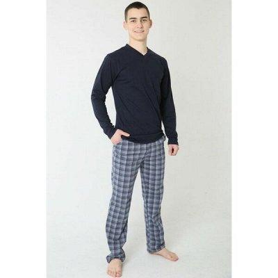 Cotton и Silk — фабрика домашнего текстиля для всей семьи — Мужское, Пижамы, трусы — Пижамы