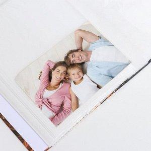 """Фотоальбом """"Животные"""" на 200 фото, 50 листов, 10х15 см"""