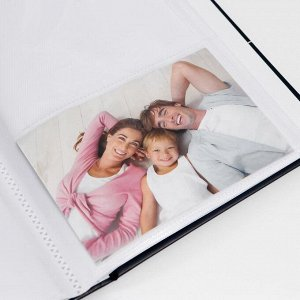 "Фотоальбом ""Природа"" на 200 фото, 50 листов, 10х15 см"