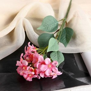 """Цветы искусственные """"Цветки Сакуры"""" 3.5х43 см. розовый"""
