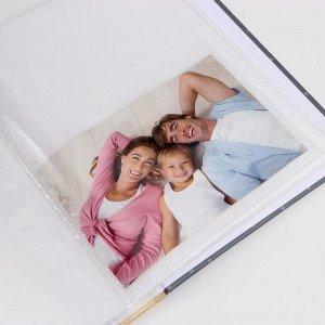 """Фотоальбом """"Малыш"""" на 72фото, 36 листов, 15х21 см"""
