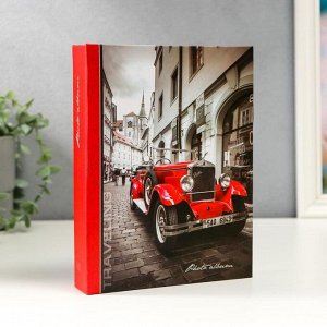 "Фотоальбом ""Машина"" на 72 фото, 36 листов, 15х21 см"
