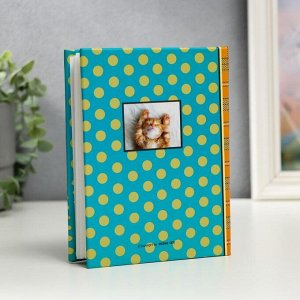 "Фотоальбом ""Котенок"" на 100 фото, 50 листов, 10х15 см"