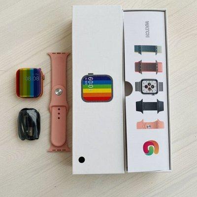 Защитные стекла Glass и аксы!  Дарим подарки за заказ🎁   — Умные часы - Smart часы — Телефоны и смарт-часы