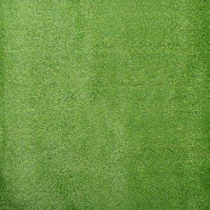 Газон искусственный. ворс 30 мм. 2 ? 10 м. трёхцветный. тёмно-зелёный