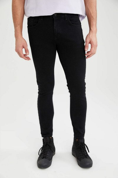 DEFACTO -рубашки, футболки, поло, брюки, платья — Брюки, джинсы мужские