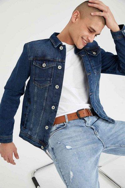 DFT - мужская одежда,   — Жакет мужской — Джинсы