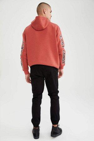 брюки Размеры модели: рост: 1,88 грудь: 92 талия: 70 бедра: 95 Надет размер: 32 Elastan 2%, Хлопок 98%