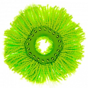 Насадка из микроволокна для швабры AQUAmatic TURBO для влажной уборки общих помещений