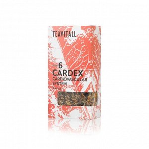 TeaVitall Cardex 6, 75 г.