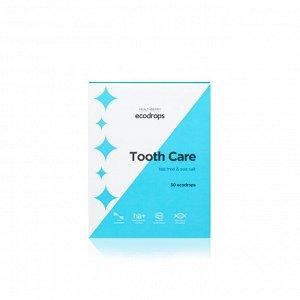 Карамель леденцовая Healthberry Ecodrops Tooth Care, 30 шт