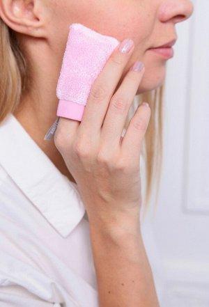 Спонж для пилинга кожи лица, шеи и декольте AQUAmagic Laska