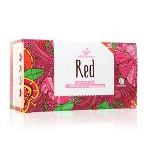 Every Red Яркий чай насыщенного рубинового цвета с кисло-сладким вкусом дополнен летней свежестью малины и спелых яблок, пряной сладостью солодки и утонченным ароматом шиповника. Он прекрасно утоляет