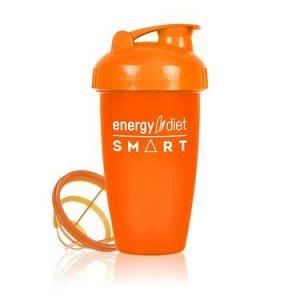 Шейкер оранжевый с клапаном