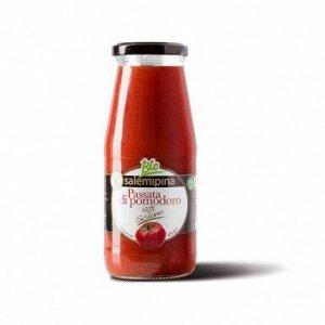 Томатный соус из помидоров черри Пассата