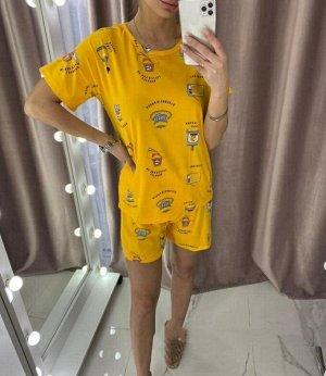 Пижама ТКАНЬ: ХЛОПОК