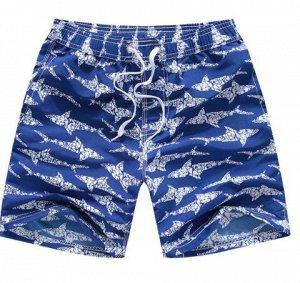 Шорты Летние пляжные шорты для мальчиков от 3 до 14 лет, быстросохнущие Материал: полиэстер