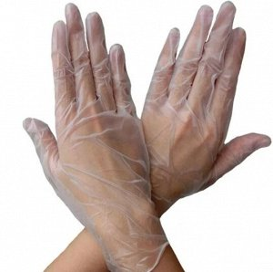 Перчатки эластомер как винил