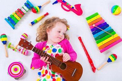 Gerdavlad. Активные игры на улице — Детские музыкальные инструменты — Музыкальные инструменты