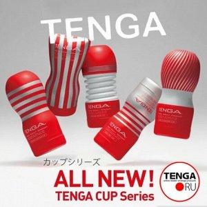 TENGA DUAL FEEL Sentation CUP