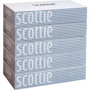 """Салфетки Crecia """"Scottie"""" двухслойные 5 упаковок"""