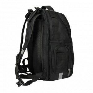 Рюкзак городской 44, сорт 2 черный