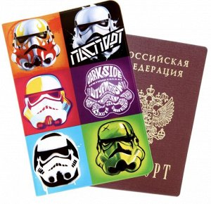 """Паспортная обложка """"Штурмовик"""""""