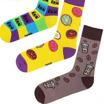 Яркая Весна! 👑 Клёвые носки с модными принтами