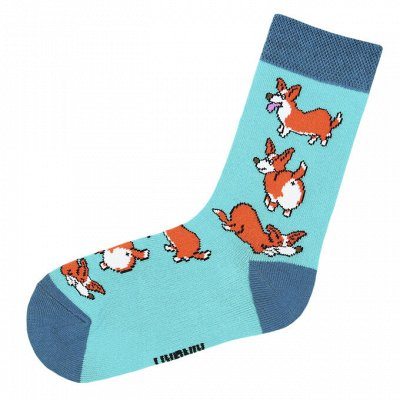 Яркая Весна! 👑 Клёвые носки с модными принтами ! — Детские носки — Одежда