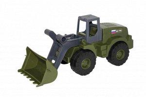 """""""Агат"""", трактор-погрузчик военный 48547 (1/10)"""
