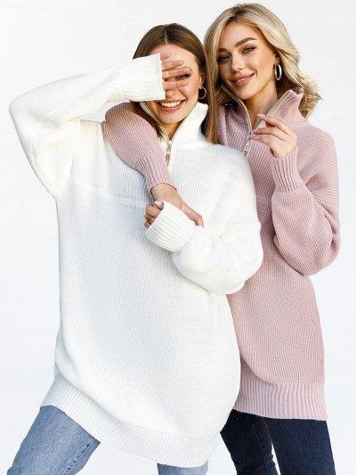 МОДНЫЙ ОСТРОВ ❤ Женская одежда. Весна 2021 — вязаная одежда — Свитеры