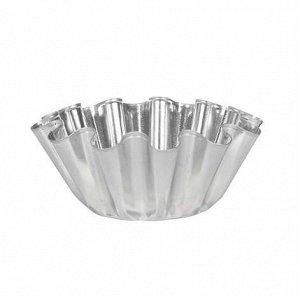 Форма для кекса №2 d90/48мм h39мм жесть