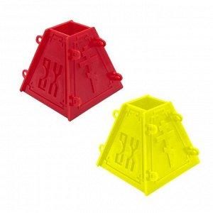 Форма для творожной пасхи 110х115мм h42мм