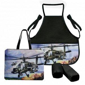 Набор для труда вертолет 1292
