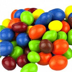 Драже арахис в цветной глазури, 1 кг