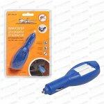 Фумигатор для защиты от комаров AIRLINE автомобильный, 12В, 5Вт, для пластин, синий
