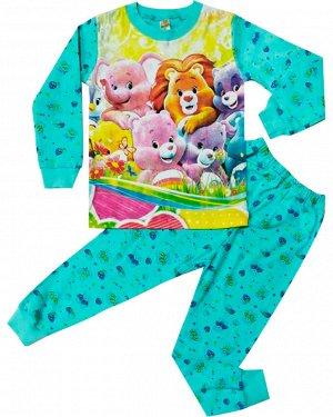 Пижама для девочки 3-7 Astana Артикул: UZ2684