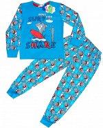 Пижама для мальчика 1-5 BONU Артикул: B0226