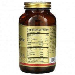 Solgar, Ester-C Plus, витамин C, 1000 мг, 180 таблеток