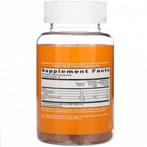 GummiKing, витамин C для детей, 60 жевательных таблеток
