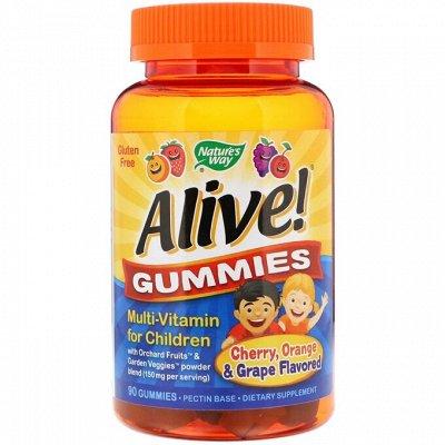 Хиты органики! Витамины, натуральные товары из США — Витамины для детей