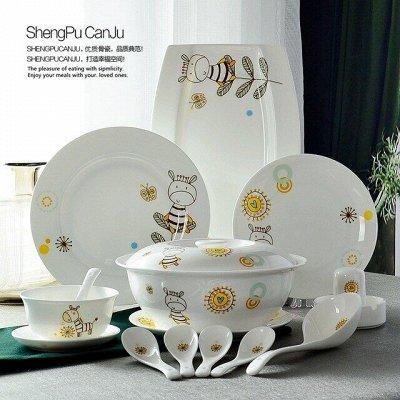 Сковороды чугунные, жаровни, сковороды для подачи — Посуда для детских садов — Тарелки