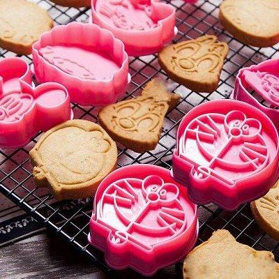 Противни, коврики для выпечки и товары для айсинга — Кондитерка - вырубки для печенья и тортов — Формы для выпечки