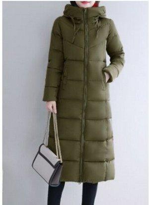 Женская демисезонная куртка хаки